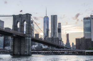 Un puente mítico de la ciudad