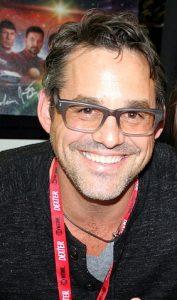 Nicholas Brendon, uno de los protagonistas de Coherence