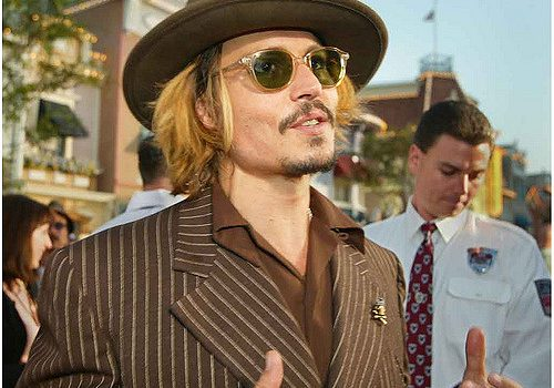 Asesinato tren Johnny Depp