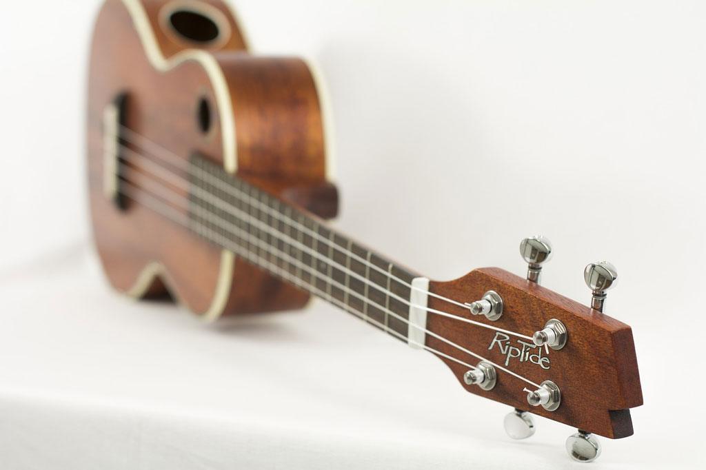 El ukelele, un instrumento para toda la familia