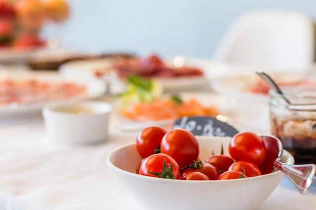 Alimentación. La importancia de hacer 5 comidas diarias.
