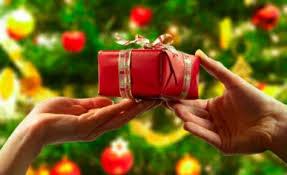 Intercambio de regalos