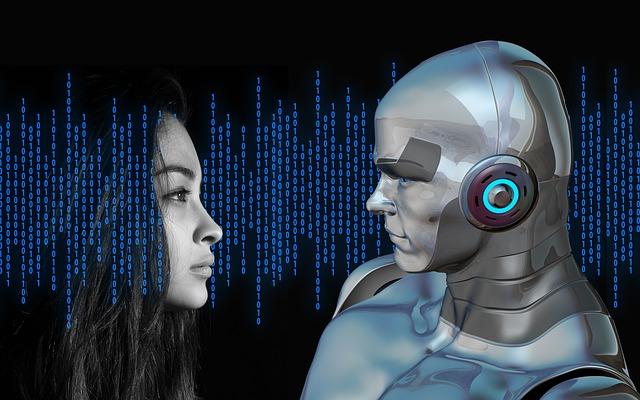 Sexo y robots en la ciencia ficción