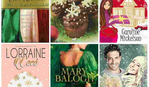 comprar novelas romanticas navideñas