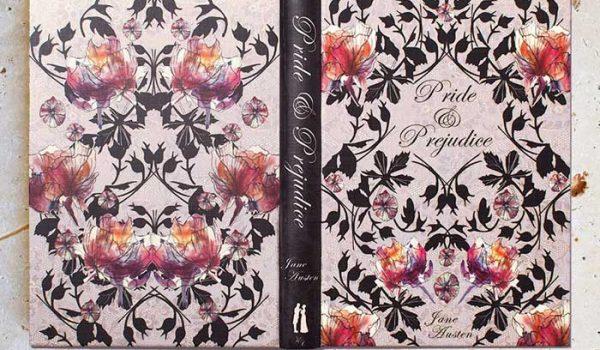 Orgullo y prejuicio de Jane Austen funda para tablet