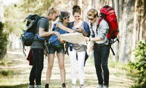 Mochileros, viajes por menos de 100 euros