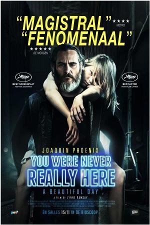 """Crítica de """"En realidad, nunca estuviste aquí"""", con Joaquin Phoenix"""