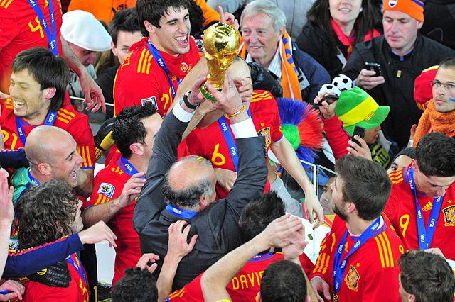 España ya conoce el camino hacia la final del Mundial 2018 de Rusia