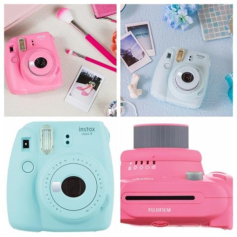 Cámara Fujifilm Instax Mini 9: La cámara instantánea más divinity