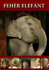 Portada original de la película Elefante blanco