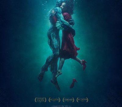 The Shape of Water Guillermo del Toro