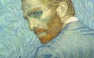 Cartas de Van Gogh película animada