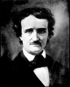 Edgar Allan Poe, image by adamspielman