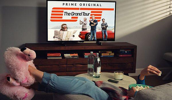 Ver Amazon, Netflix y plataformas de streaming en la televisión