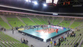 Pabellón Arena Stožice de Liubliana