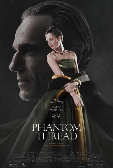 """Crítica de """"El Hilo Fantasma (Phantom Thread)"""": El amor según Paul Thomas Anderson"""