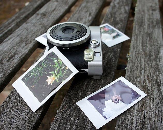 Cámaras de fotos instantáneas, prácticas y populares