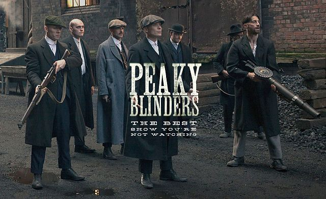 mejores series británicas actuales peaky blinders