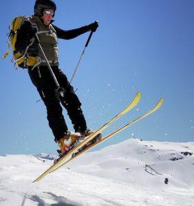 complementos de esquí
