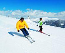 ropa de esquí adecuada