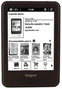 nuevo ebook tagus iris 2018