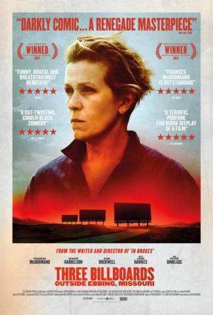 """Crítica de """"Tres Anuncios en las afueras"""", con Frances McDormand"""