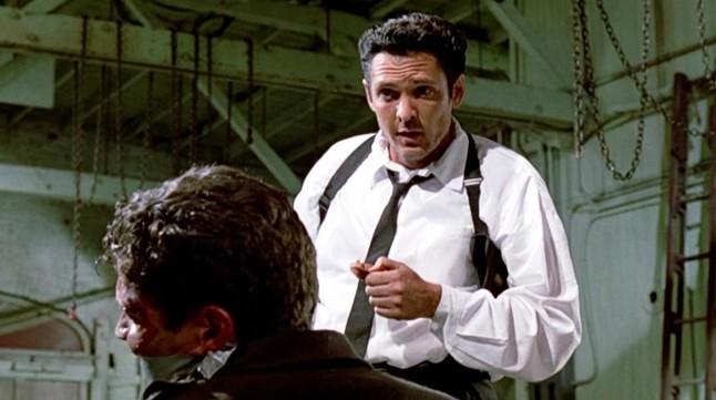Reservoir Dogs de Tarantino