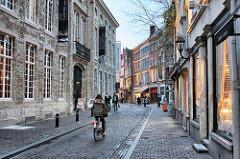 Gante es la ciudad de Flandes que más patrimonio histórico conserva actualmente