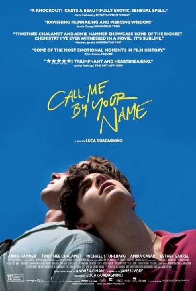 """Crítica de """"Llámame por tu Nombre (Call Me By Your Name)"""": Romance Memorable"""