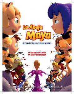 juguetes de la abeja Maya