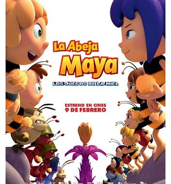"""Juguetes de la abeja Maya: ¡Descubre """"La abeja Maya y los juegos de la miel""""!"""