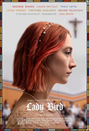 """Crítica de """"Lady Bird"""", con Saoirse Ronan"""