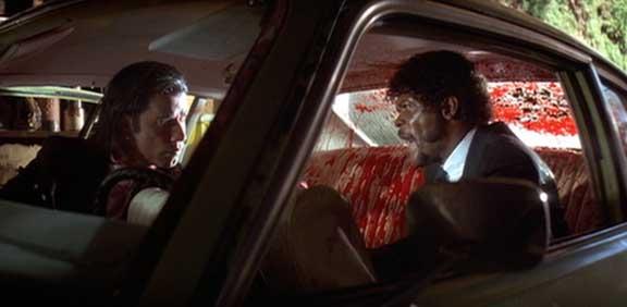 Pulp Fiction de Tarantino