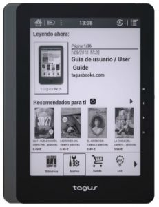 ebook pantalla grande 9,7""