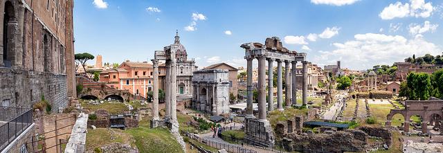 Qué ver en Roma, un museo al aire libre. Sus lugares más turísticos