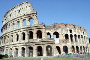 El famoso anfiteatro de Roma fue ordenado levantar por el emperador Vespasiano