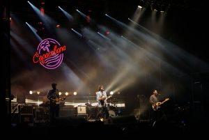 """Actuación de IZAL en su gira """"Copacabana"""""""