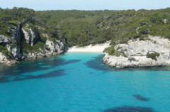 Mejores playas de Menorca: turismo y naturaleza