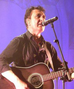 Manolo García en un concierto