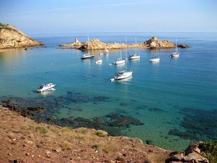Las mejores calas de Menorca para bañarse