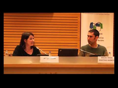 Jacqui Dillon: Trauma y Disociación