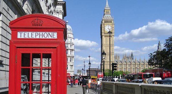 Las cabinas rojas y el Big-Ben son las dos imagines emblemáticas de Londres