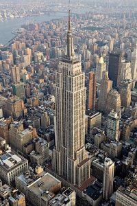 King Kong popularizó la famosa torre de Nueva York en la pelicula estrenada en 1933.