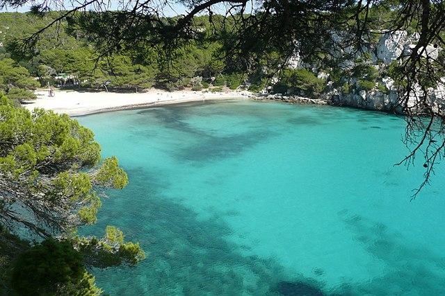 Qué hacer en Menorca: visitar las mejores calas y playas de Menorca