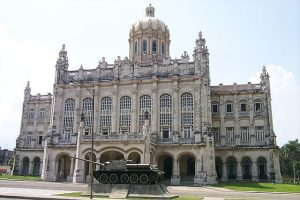 En ests histórico museos se recogen documentos, películas, objetos y recuerdos sobre la revolución cubana