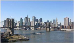 Nueva York es la ciudad con el mayor número de rascacielos del mundo.