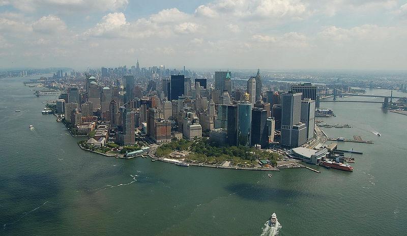 El skykine de Manhattan, lo más fotografiado de Nueva York