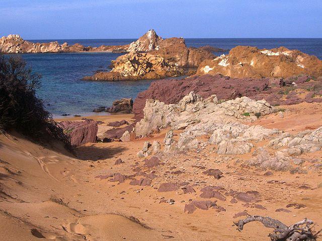 Calas de Menorca que hay que visitar