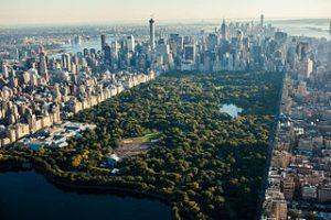 En este parque urbano conviven más de 100 especies diferentes de animales