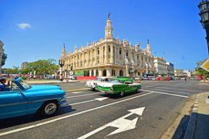 El Gran Teatro de La Habana es la sede actual de la Opera y el Teatro Nacional
